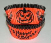 100 Hallowween Cupcake Liners Baking Cups STANDARD SIZE