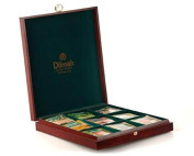 Dilmah, Luxury Wooden Presenter, Tea Chest, Founders Reserve 9 Slot