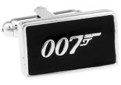 James Bond Agent 007 Cufflinks By Mens Bodega - Cuff Links