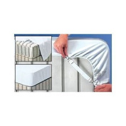 Deluxe Adjustable Bed Sheet Grippers - bed Sheet Straps - Sheet Suspenders, Set of 4