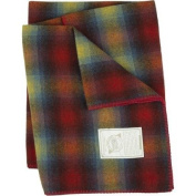 Woolrich Home Fawn Grove Throw, 140cm by 180cm , Cherry Red