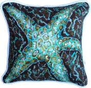 My Island Decorative Pillows, Mosaic Starfish