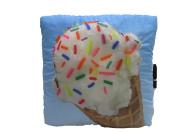 Ice Cream Cone Autograph Pillow
