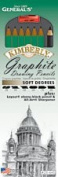 GRAPHITE SOFT DRAWING PENCIL SET