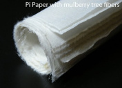 30 Sheets #1 Mulberry Paper for Chinese Painting or Sumi-e