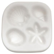 Small Beach Shells Casting Mould