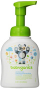 Babyganics Alcohol-Free Foaming Hand Sanitizer, Fragrance Free, 250ml (Pack of 3), Packaging May Vary