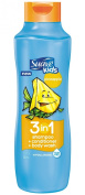 Suave Kids 3 In 1 Shampoo Conditioner and Body Wash, Pineapple, 670ml