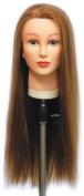 Celebrity Lexi Cosmetology Protein Fibre Hair Cutting Manikin, 26-70cm