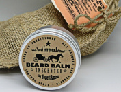 Honest Amish - Unscented Beard Balm - New!