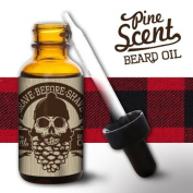 Grave Before Shave Pine Scent Beard Oil