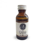 The Classic Man Beard Oil - Cedarwood and Clove - Essential Oil Scented Beard Conditioner by The 2Bits Man