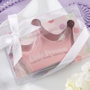 """Kate Aspen 14081NA """"Little Princess"""" Stainless Steel Crown Cookie Cutter"""