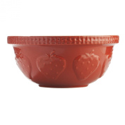 Mason Cash Zest Mixing Bowl, Strawberry, 4l