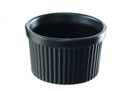 Revol 644746 Grand Classiques Individual Souffle, Cast Iron Style