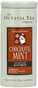 Octavia Tea Chocolate Mint (Caffeine-Free Red Tea/Rooibos) Loose Tea, 90ml Tin