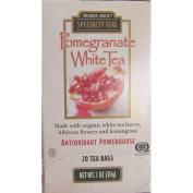 Trader Joe's Pomegranate White Tea, 20 Tea Bags
