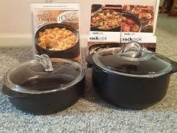 Pampered Chef Rockcrok 3.8l Dutch Oven