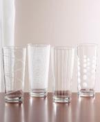 Mikasa Cheers Highball Glasses, Set of 4