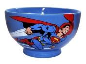 Superman - DC Comics - Ceramic Cereal Bowl