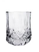 ARC International Luminarc Brighton Double Old Fashioned Glass, 270ml, Set of 4