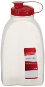 Rubbermaid Servin Saver White Bottle 1.9l.