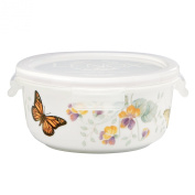 Lenox Butterfly Meadow Serve and Store Container Bowl