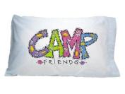 Camp Friends Autograph Pillowcase