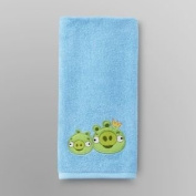 Angry Birds Embroidered Hand Towel