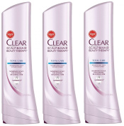 CLEAR SCALP & HAIR BEAUTY Total Care Nourishing Conditioner, 12.7 Fluid Ounce