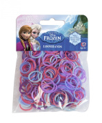 Disney Frozen Bands Refill Pack (200 Loom Bands) - Anna & Elsa [Toy]