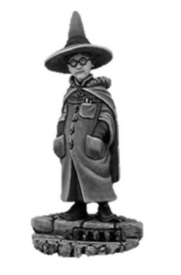 28mm Discworld Miniatures: Ponder Stibbons (1)