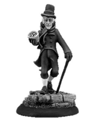 28mm Discworld Miniatures: Lord Downey (1)