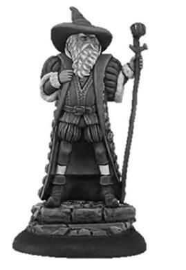28mm Discworld Miniatures: Discworld Senior Wrangler (1)