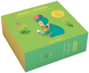 Animal Friends Deluxe Baby Book & Memory Box