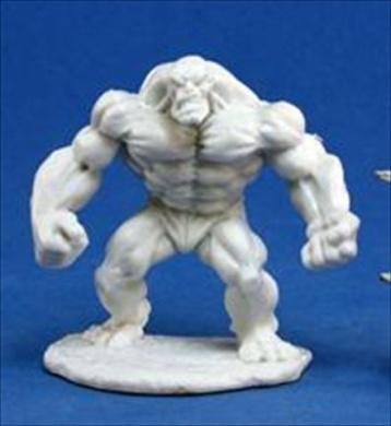 Clay Golem (1) Miniature