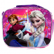 Disney Frozen Princess Elsa, Anna & Olaf Lunch Box - BRAND NEW - Licenced Product