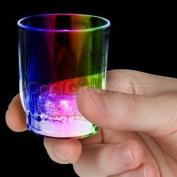 LED Shot Glass - Multicolor