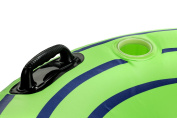 Tube Pro Green 120cm Premium River Tube With Cupholder