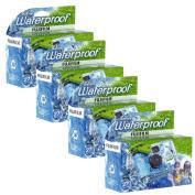 Fujifilm fqsuw4 Quick Snap Waterproof 35mm Single Use Camera, 4 Pack