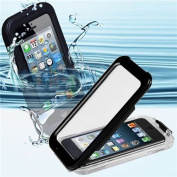CyberTech 7.6m Waterproof Shockproof Dirt Proof Silicon Touch Screen Case for iPhone 5 / 5S (Colour
