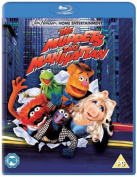 The Muppets Take Manhattan [Region B] [Blu-ray]