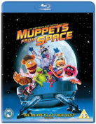 Muppets from Space [Region B] [Blu-ray]