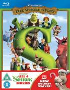 Shrek/Shrek 2/Shrek the Third/Shrek [Region B] [Blu-ray]