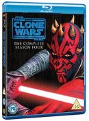Star Wars - The Clone Wars [Region B] [Blu-ray]