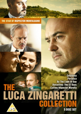 The Luca Zingaretti Collection