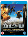 District 13: Ultimatum [Region B] [Blu-ray]