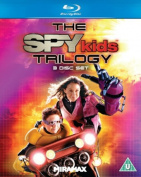 Spy Kids Trilogy [Region B] [Blu-ray]