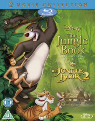 The Jungle Book 1 and 2 (Disney)