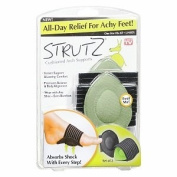 STRUTZ Cushioned Arch Supports 1 ea